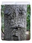 Tree Beard Duvet Cover