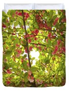 Tree Blossom 1 Duvet Cover