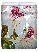 Tree Blossom Duvet Cover