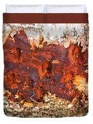 Tree Closeup - Wood Texture Duvet Cover