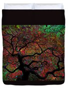 Tree Fabrica Abstract Graphic Duvet Cover