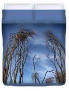 Tree Fingers Duvet Cover