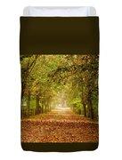 Tree Lane Duvet Cover