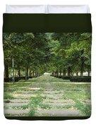 Tree Lined Duvet Cover