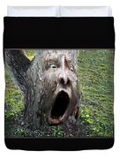 Tree Man Duvet Cover