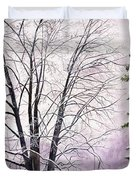 Tree Memories Duvet Cover