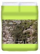 Tree Moss Duvet Cover