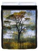 Tree Of Colours Duvet Cover