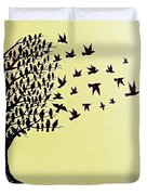 Tree Of Dreams Duvet Cover by Paulo Zerbato