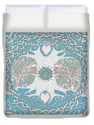 Tree Of Life Waters Edge Duvet Cover