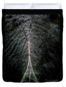 Tree Of Light Duvet Cover