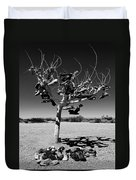 Tree Of Lost Soles 2 Duvet Cover