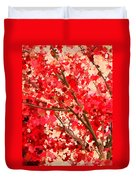 Tree Of Love Duvet Cover
