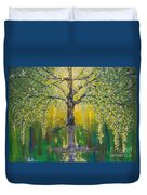 Tree Of Reflection Duvet Cover