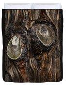 Tree Owl Duvet Cover