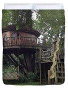 Tree Penthouse Duvet Cover
