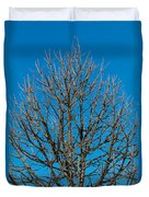 Tree Profile Duvet Cover