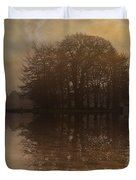 Tree Reflections II Duvet Cover
