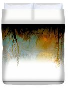 Tree Reflections IIi Duvet Cover