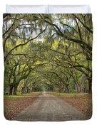 Tree Road Duvet Cover