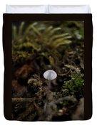 Tree 'shroom Duvet Cover
