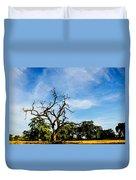 Tree Timestack Duvet Cover