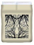 Tree Veins Duvet Cover