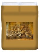 Tree Without Shade Duvet Cover