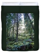 Treequility Duvet Cover