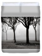 Trees In The Midst No. 06 Duvet Cover