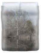Tree's Reflection Duvet Cover