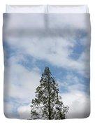 Treetop Duvet Cover