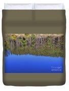 Treflections Duvet Cover