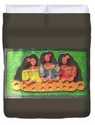 Tres Marias Duvet Cover