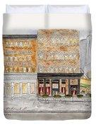 Tribeca Duvet Cover