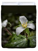 Trillium - After The Rain Duvet Cover