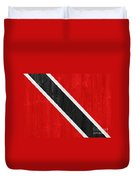 Trinidad And Tobago Flag Duvet Cover