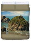 Trinidad Islands Duvet Cover