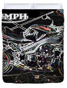 Triumph Abstract Duvet Cover
