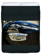 Triumph Duvet Cover