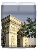 Triumphal Arc  Duvet Cover