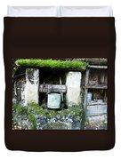 Troglodyte Well Duvet Cover