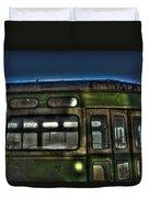 Trolley Windows Duvet Cover