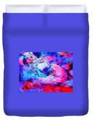 Tropical Coral Reef Duvet Cover