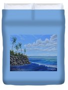 Tropical Day Duvet Cover