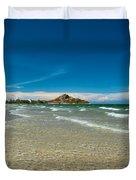 Tropical Destination Duvet Cover
