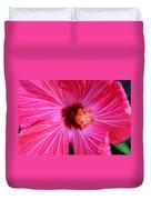 Tropical Flower Time Duvet Cover