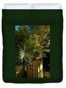 Tropical Invitation Duvet Cover