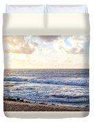 Tropical Morning  Duvet Cover