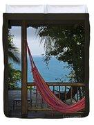 Tropical Paradise... Duvet Cover